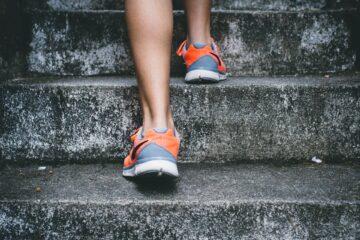 Legs workout steps